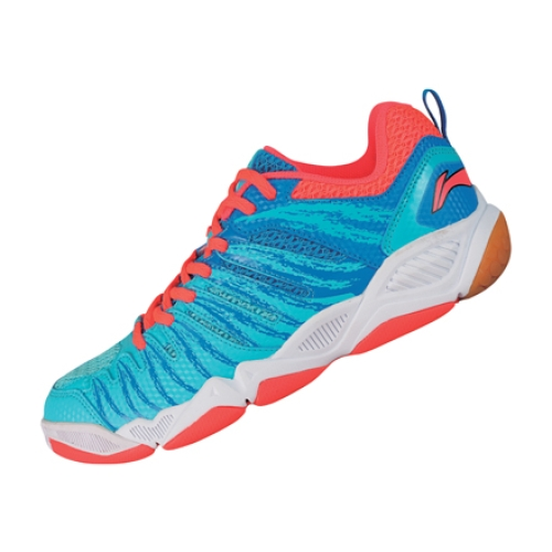 Li-Ning Hero TD Red/Blue