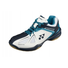 Yonex Power Cushion - 35 Men  White/Blue